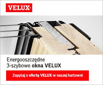 Okna Velux hurtownia